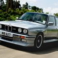Az örök fenegyerek, BMW E30M3