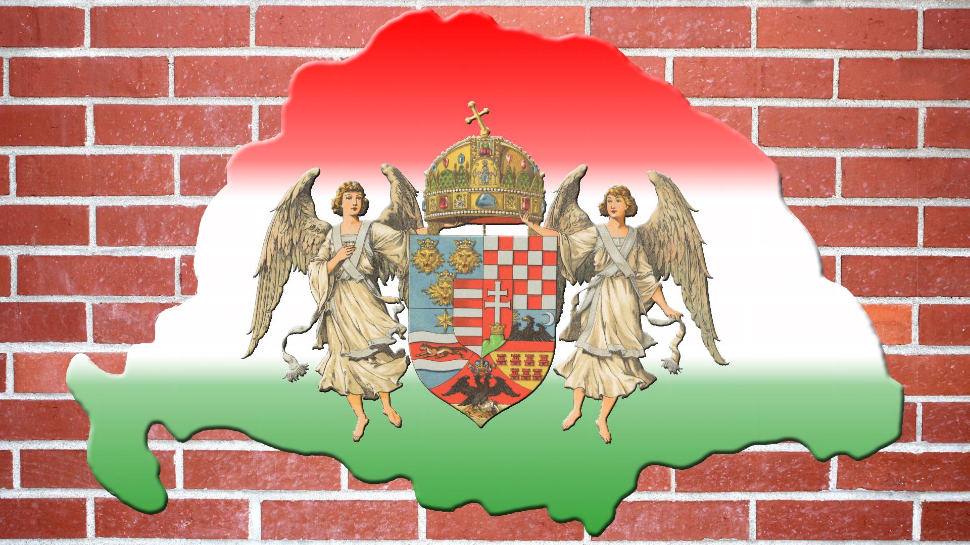 nagy magyarország térkép háttérkép Nagy Magyarország 1920x1080   Free HD Wallpapers nagy magyarország térkép háttérkép