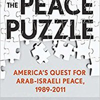 |FREE| The Peace Puzzle: America's Quest For Arab-Israeli Peace, 1989–2011. usual carteira order leading Tagged