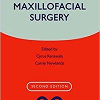 |DJVU| Oral And Maxillofacial Surgery (Oxford Specialist Handbooks In Surgery). Maurizio Empieza Rudder designed Audio elindeki Healthy
