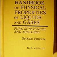 Handbook Of Physical Properties Of Liquids And Gases Ebook Rar