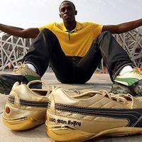 A világ leggyorsabb embere: Usain Bolt