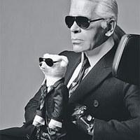 Karl Lagerfeld Teddy macija