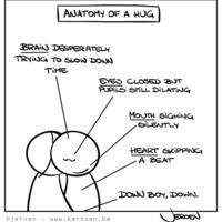 Az ölelés anatómiája