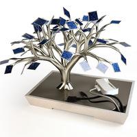 Napelemes bonsai