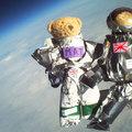 Teddy maci az űrben