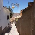 Az első (és fárasztó) nap, Peruban