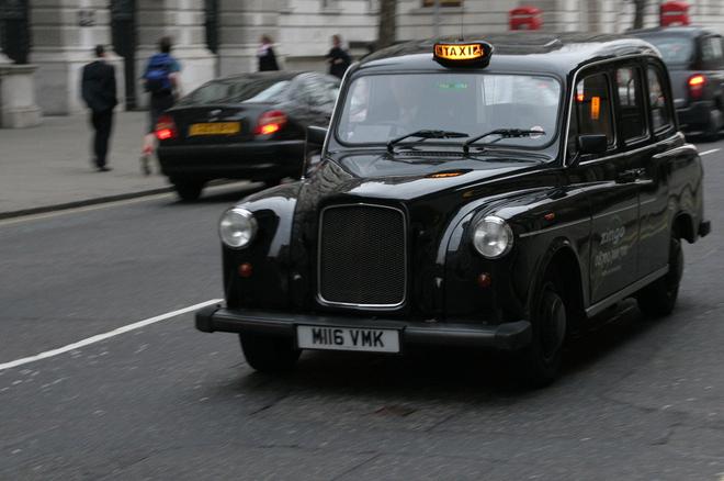 London, cabbie
