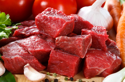Bölény hús