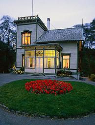 A Grieg ház