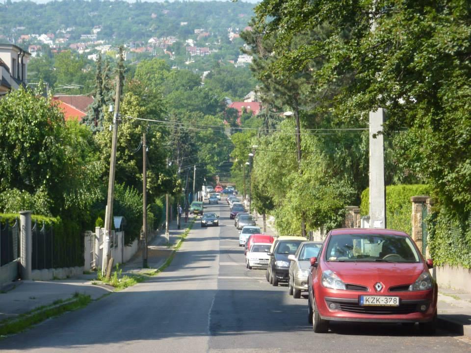 A Volkmann utca