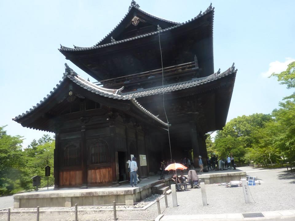 A Nanzen-ji templom