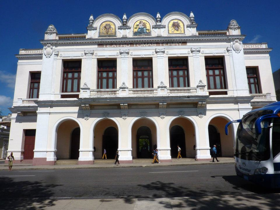 Cienfuegos, Városi szinház