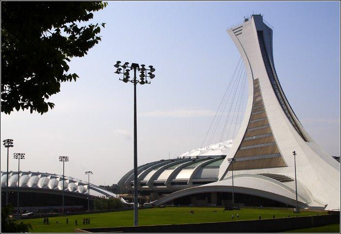 Olimpiai Stadium