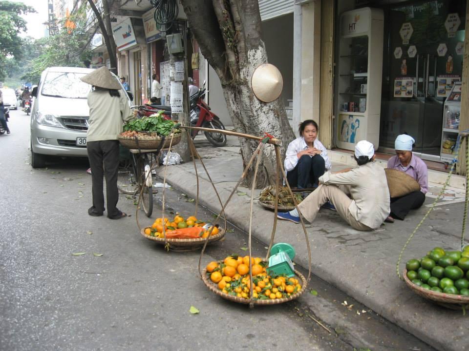 Hanoi Régi Város