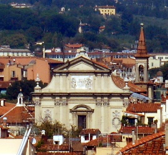 San Marco, dominikánus templom, Firenze