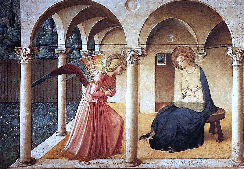 Fra Angelica, festmény