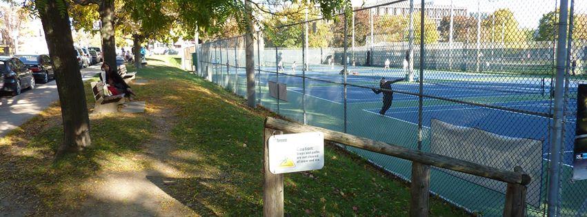Toronto, Davisville Tenisz Club