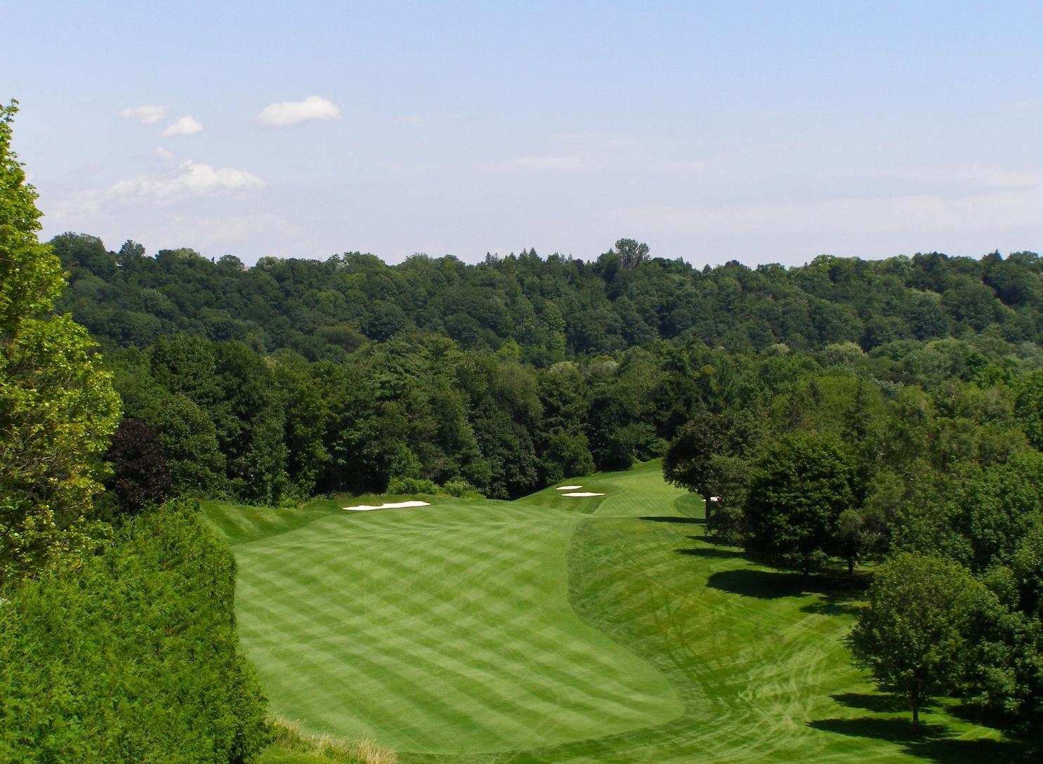 Toronto, Rosedale Golf Club