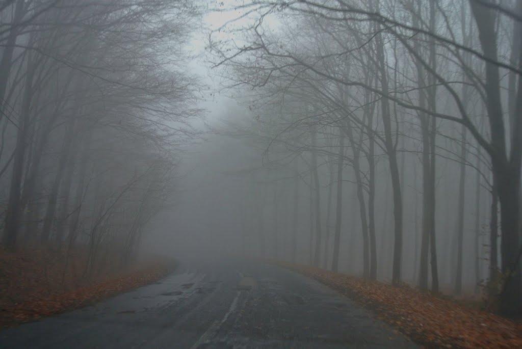 Ködös út, Mátraszentimre