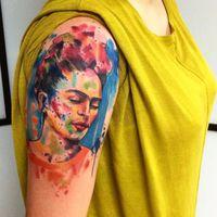 A 11 legjobb Fridás tetoválás
