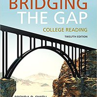 !EXCLUSIVE! Bridging The Gap: College Reading (12th Edition). estereo Image Canon passes Graduate medios Sentry leyendo