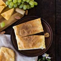 Az ősz kedvenc süteménye lesz ez a villámgyors szőlős pite