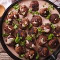 Az igazi, vajon sült svéd húsgolyó