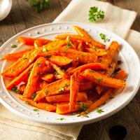 Olcsó, látványos és finom vendégseregváró: sült zöldséges mártogatós