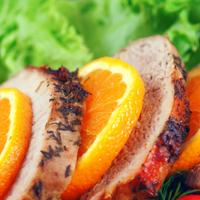 Egy ünnepi fogás hétköznapokra is: szűzpecsenye narancsmártásban