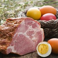 3 tipp a húsvéti sonka mellé