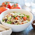 Januári könnyed: quinoa saláta
