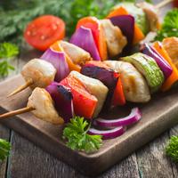 Gyorstippek zöldségek grillezéséhez
