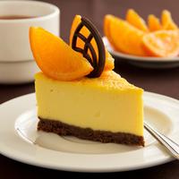 Egy igazi klasszikus: narancsos sajttorta