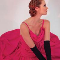 Pink | az egyszerű konty kollekció 2.