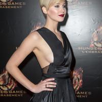 Női rövid frizura | Jennifer Lawrence