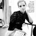 Vogue UK December | Emma Watson