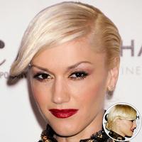 Gwen Stefanié a nap frizurája