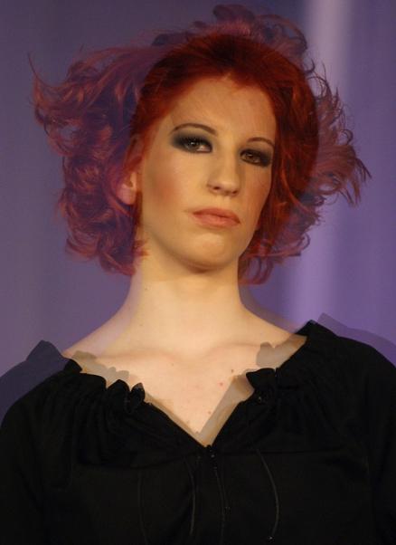 Fátrai rövid női frizura