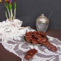 Bacon csokoládé burokban