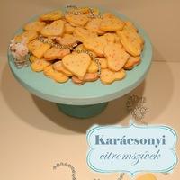 Karácsonyi citromszívek - 20. SAD!