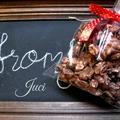 Mogyorós csokihalmok
