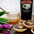 Készíts nőnapra sós karamellás Baileys-es csokis pitét