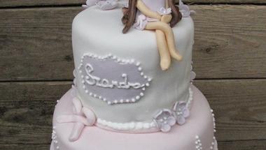 Romantikus Szandra torta