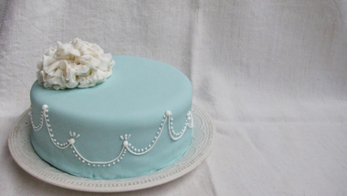 Vintage torta