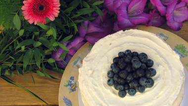 Mamikám névnapi tortája