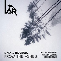 L Nix & Nourma - From The Ashes LP