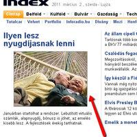 Index címlap! :)
