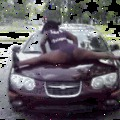 1 ok, hogy miért ne twerkelj soha mozgó autó tetején