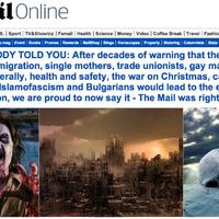Így írnák meg a világvégét a nemzetközi médiákok